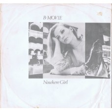 "B-MOVIE Nowhere Girl +5 (Dead Good Records BIG DEAD 12) UK 1980 12"" EP"
