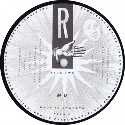 Mu - Mu [1971, Psychedelic Blues Rock, MP3]