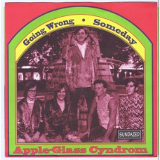APPLE-GLASS CYNDROM Going Wrong / Someday (Sundazed S 134) USA 1997 re. of 1969 recording PS 45
