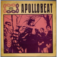 APOLLOBEAT Zasněnej Bernardýn / Blázny živí Büh (Supraphon 431036) Czechoslovakia 1970 PS 45