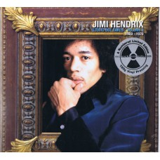 JIMI HENDRIX Studio Out-takes... Volume 3 1969-1970 (Radioactive RRLP047) 2004 unofficial LP