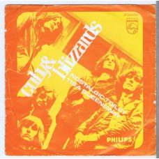 CUBY AND THE BLIZZARDS Nostalgic Toilet / 116A Queensway (Philips JF 334 650) Holland 1968 PS 45