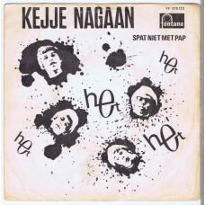 HET Kejje Nagaan / Spat Niet Met Pap (Fontana YF 278123) Holland 1966 PS 45