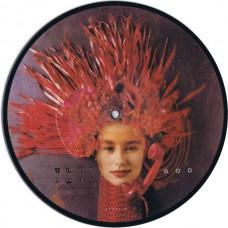 TORI AMOS God / God (Acapella Vocal & Rain Mix) (EastWest – A7251-P) UK 1994 Picture Disk 45