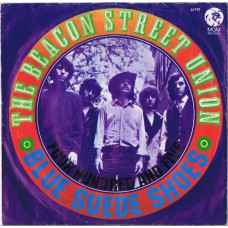 BEACON STREET UNION Blue Suede Shoes / Four Hundred And Five (MGM 61191) Germany 1968 PS 45
