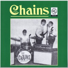 CHAINS I Cried / Yesterday, Today, Tomorrow (Get Hip GHAS-22) USA PS 45