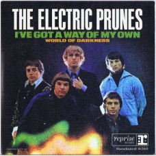 ELECTRIC PRUNES I've Got A Way Of My Own / World Of Darkness (Sundazed Music – S316) USA PS 45