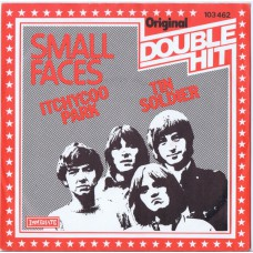 SMALL FACES Itchycoo Park / Tin Soldier (Immediate 103 462) Holland 1981 reissue PS 45