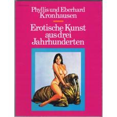 Phyllis und Eberhard Kronhausen - Erotische Kunst aus drei Jahrhunderten (Wilhelm Heyne ISBN 3453-520122) Germany 1974 98 pages book