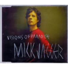 Rolling Stones MICK JAGGER Visions Of Paradise (Virgin) EU 2002 maxi CD
