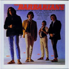 BARBARIANS Are You A Boy Or Are You A Girl (One Way S21-17965) USA 1966 CD