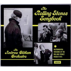 Rolling Stones ANDREW OLDHAM ORCHESTRA The Rolling Stones Songbook (Decca 16711) UK 1966 slipcase CD