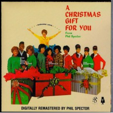 Various PHIL SPECTOR'S CHRISTMAS ALBUM (EMI Phil Spector Records 7936752) Holland 1963 CD
