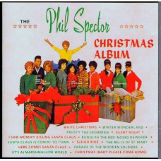 Various PHIL SPECTOR'S CHRISTMAS ALBUM (Chrysalis 258767) UK 1963 CD