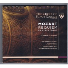 MOZART Requiem Realisations: The Choir Of King's College Cambridge / Stephen Cleobury (KGS0002) UK 2003 SACD + CD