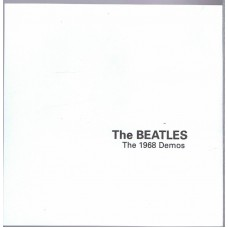 BEATLES The 1968 Demos (CD 555-04) Unofficial 1993 Demo CD