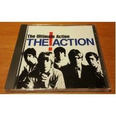 ACTION The Ultimate! Action (Edsel CD 101) UK 1990 CD of 1966/67 recording