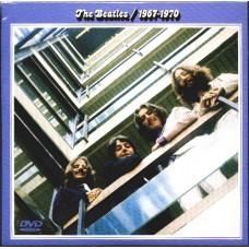 BEATLES 1967-1970 (Apple) Russia 2005 2xCD's + DVD