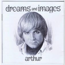 ARTHUR Dreams and Images / Arthur Harper (Papa's Choice 4002) South Korea 1968/1969 CD