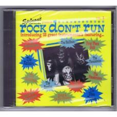 Various Artists ROCK DON'T RUN Vol.2 (Spinout CD 002) USA 1996 CD