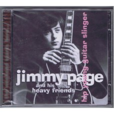 JIMMY PAGE AND HIS HEAVY FRIENDS Hip Young Guitar slinger (Castle NEECD 486) UK 2000 2 CD set