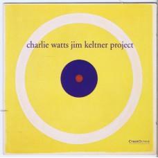 CHARLIE WATTS / JIM KELTNER PROJECT (Cyberoctave VHOCDX69) UK 2000 2CD-set (Rolling Stones)