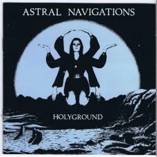 ASTRAL NAVIGATIONS Holyground (Background HBG 122/1) UK 1971 CD