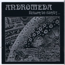 ANDROMEDA Return To Sanity... (Background HBG 122/5) UK 1969 CD
