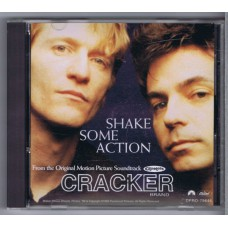 CRACKER Shake Some Action (Soundtrack: Clueless) USA 1995 promo only one track CD