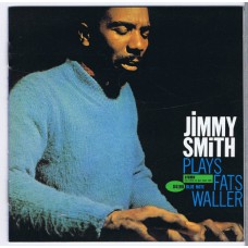JIMMY SMITH Plays Fats Waller (Blue Note TOCJ 4100 | 4988006699434) Japan 1962 CD