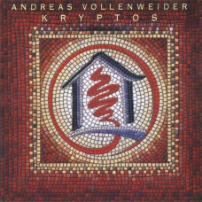 ANDREAS VOLLENWEIDER Kryptos (Columbia 486878-2 / 5099748687821) Germany 1997 CD