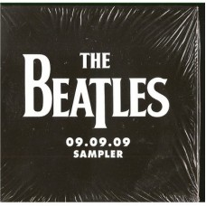 BEATLES 09.09.09 Sampler (Apple Records ‎50999 6 84414 2 5, Parlophone ‎50999 6 84414 2 5) EU 2009 Promo only 2CDs