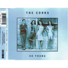 CORRS So Young +2 (Atlantic 075678441622) UK 1998 CD single