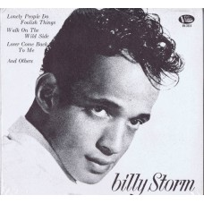BILLY STORM Billy Storm (Buena Vista Records BV 3315) USA 1963 LP