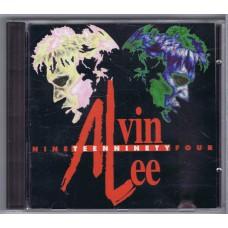 ALVIN LEE Nineteenninetyfour (Magnum Music Groep CDTV 150)  UK 1993 CD