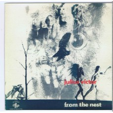 JULIUS VICTOR From The Nest (No label) 1969 CD-R