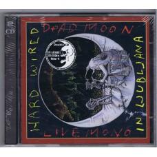 DEAD MOON Hard Wired In Ljubljana (Music Maniac MMCD 067/68) Germany 1996 CD + CD-Rom