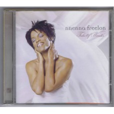 NNENNA FREELON Tales Of Wonder (Concord CCD2107-2) USA 2002 promo CD
