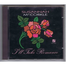 SUSANNAH MCCORKLE I'll Take Romance (Concord CCD 4491) Germany 1992 CD