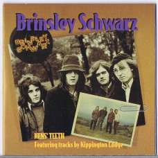BRINSLEY SCHWARZ Hen's Teeth (Edsel EDCD 546 / 740155154622) UK 1998 CD compilation of early recordings CD