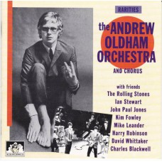 ANDREW OLDHAM ORCHESTRA AND CHORUS Rarities (See For Miles SEECD 394) UK 1964-1966 CD
