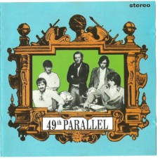 49TH PARALLEL 49th Parallel (Flashback 008) UK 1969 CD