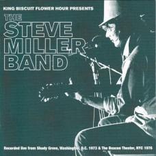 STEVE MILLER BAND King Biscuit Flower Hour Presents (King Biscuit Flower Hour Records 7930188001-2) USA 1973 / 1976 2CD-set