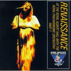 RENAISSANCE + ROYAL PHILHARMONIC ORCH. At The Royal Albert Hall Part 1 (King Biscuit Flower House 70710 88020 2) USA 1977 CD