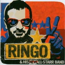 RINGO & HIS NEW ALL-STARR BAND King Biscuit Flower Hour Presents 7930188003-2  USA 2002 CD (Ringo Starr)
