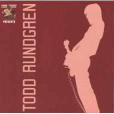 TODD RUNDGREN Live (King Biscuit Flower Hour 70710-88056-2) USA 1977 1978 1985 CD