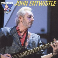 JOHN ENTWISTLE (The Who) King Biscuit Flower Hour Presents In Concert (King Biscuit Flower Hour 70710-88030-2) USA 1975 live CD