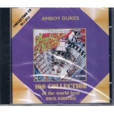 AMBOY DUKES Amboy Dukes (Won-Sin Music Company WS 885 672-2) South Korea 1967 CD