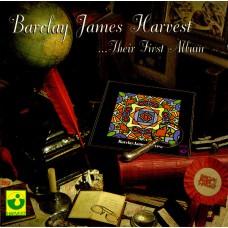 BARCLAY JAMES HARVEST Their First Album (EMI – 07243 538405 2 5) UK 1970 CD +Bonus
