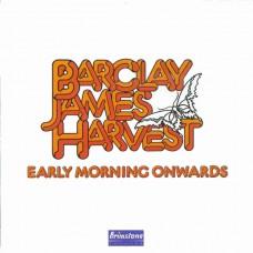 BARCLAY JAMES HARVEST Early Morning Onwards (Brimstone BRIM 001) UK 1997 compilation CD